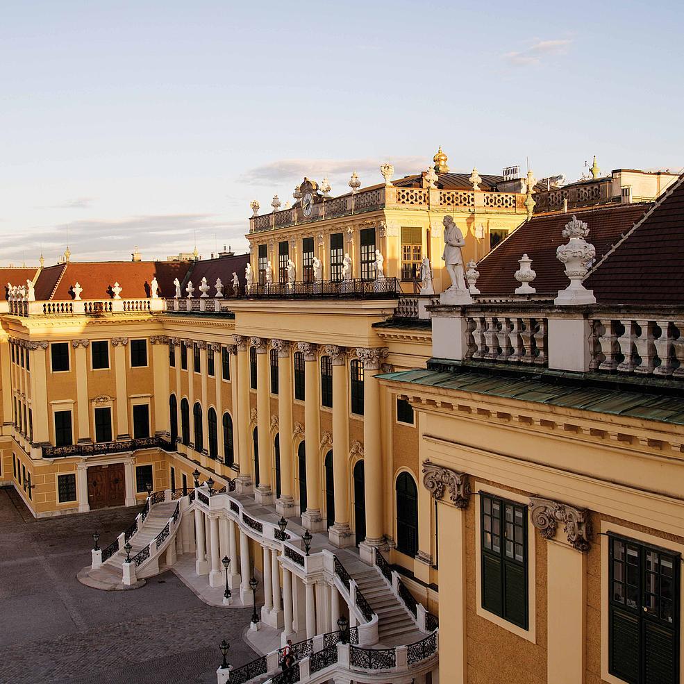 Wien erleben im Boutique Hotel Altstadt Vienna