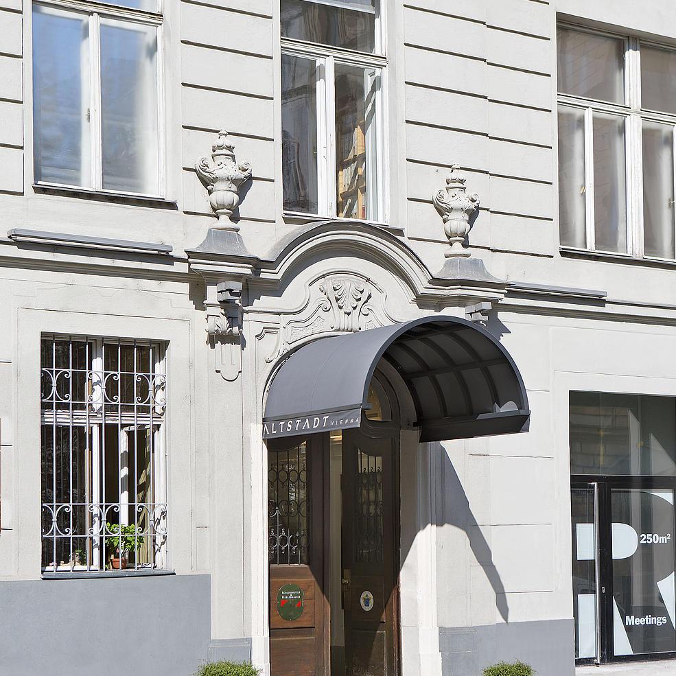 Haus und Hotel - Boutique Hotel Altstadt Vienna